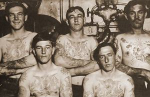 criminali tatuati